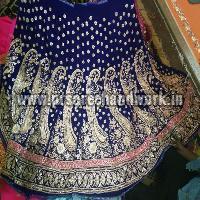 Saree Embroidery Work