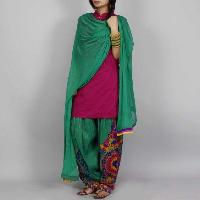 Kutch Work Patiala Salwar Suits