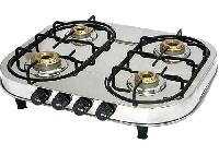 Product Name : Gas Stove  Product Code :4 Burner