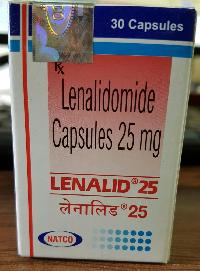 Lenalid 25 Capsules
