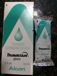 Travatan Solution