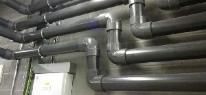 Feed Water Piping System