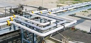 Ibr Boiler System Piping System