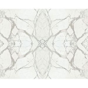 Bianco Statuario Marble Flooring Slabs