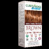 Organic Herbal Hair Color Brown