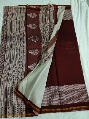 Chanderi Cotton Silk