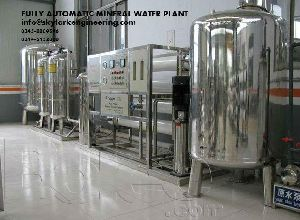 Industrial Water Treatment Plant Installation Services
