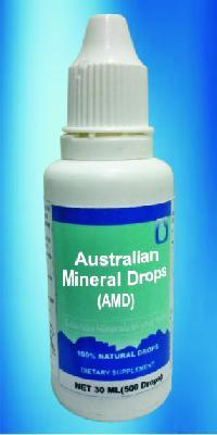mineral drops