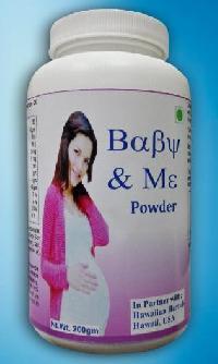 Hawaiian Baby And Me Powder