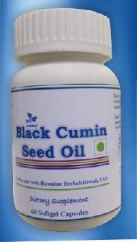 HAWAIIAN BLACK CUMIN SEED OIL CAPSULE