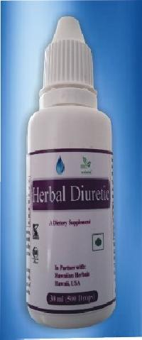 HAWAIIAN HERBAL DIURETIC DROPS