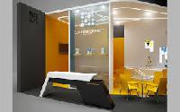 Exhibition Display Stand Designing