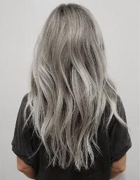 Gray Hair Bulk