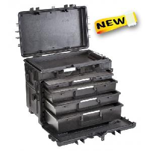 Waterproof Tool case - Explorer 5140.BKT01.AH
