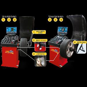Wheel Balancer For Cars S3140R