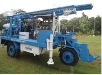 PTRW-100 Self Propelled Trolley Mounted Portable Drill Rig