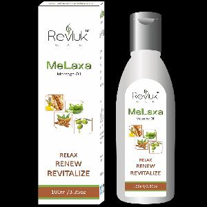 Melaxa Massage Oil