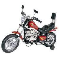 Battery Operated Motorcycle