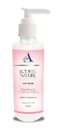 Body And Nature Body Lotion