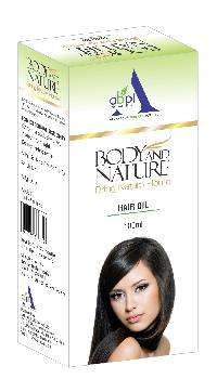 Body And Nature Hair Oil