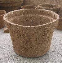 Coco Fibre Pots