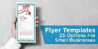 flyer design services