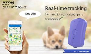 Gps Pet Tracker Pt590