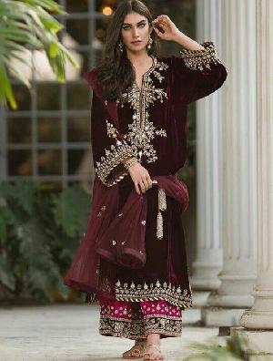 Pakistani Palazzo Suits