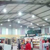 Commercial Mall Roofing Sheet Fabrication