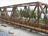 Railway Steel Bridge Fabrication