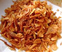 Dehydrated Fried Onion Flakes