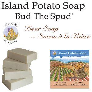 Island Beer Potato Soap