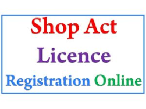 Shop Registration Services