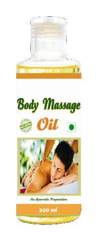 Body Massage Oil