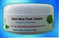 Hawaiian Aloe Vera Foot Cream