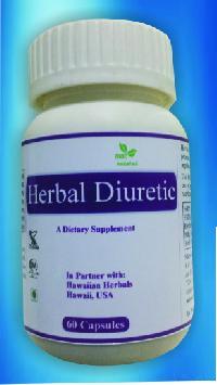 Hawaiian Herbal Diuretic Capsules