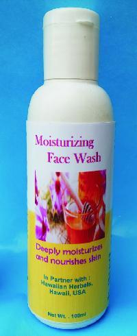 HAWAIIAN MOISTURIZING FACE WASH