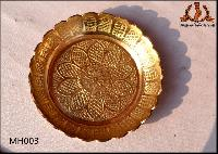 Brass Serving Plates