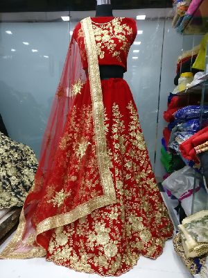 Heavy Lehenga Bridal