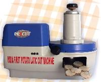 Potato lattice or Jali chips cutting machine