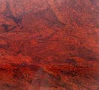 Red Multi Granite Slabs