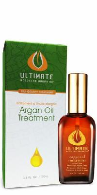 Argan Oil Hair Treatment Serum