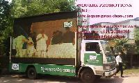 led mobile van hire services