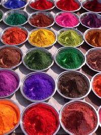 food coloring powder
