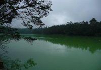 lake colour