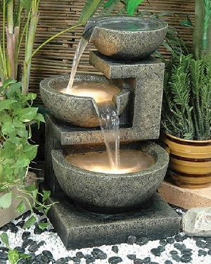 Decorative Fountain 02
