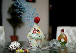 Flower Vase 25