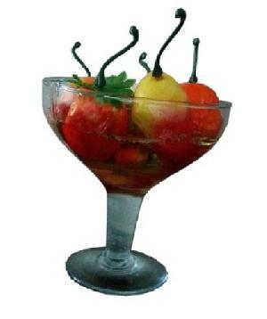 Fruit Bowl Candle