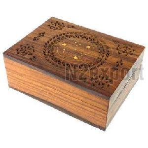 Handicraft Wooden Jewelry Box