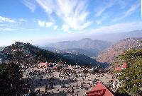 Chandigarh To Shimla Taxi Service